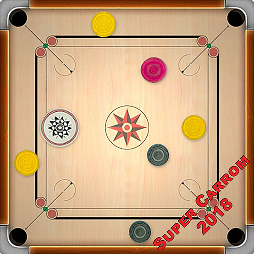 Super Carrom Pro:Classic Board Game