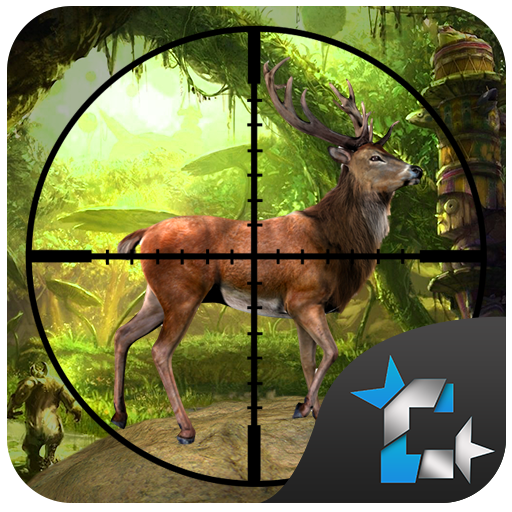 Wild Animals Jungle Hunting: FPS Shooting Game