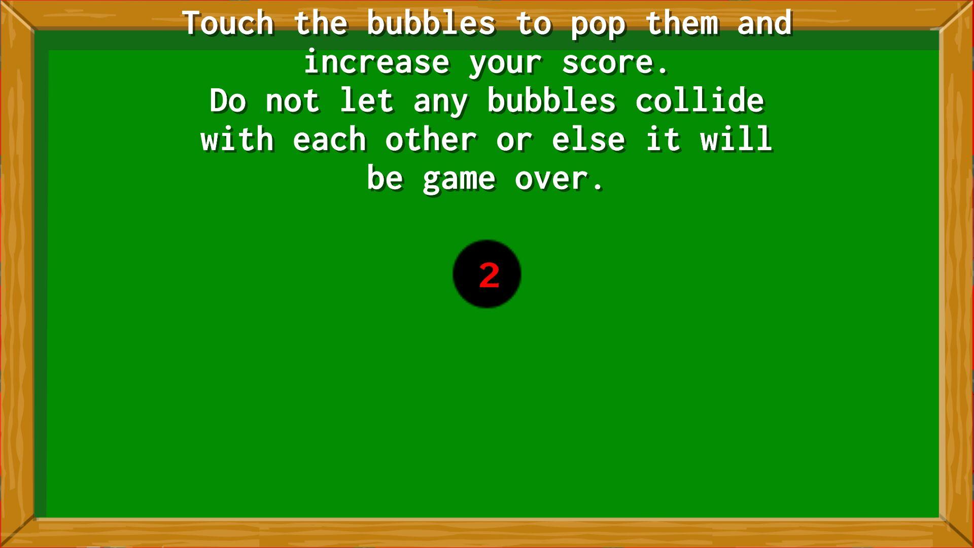 Bubble Crush Frenzy