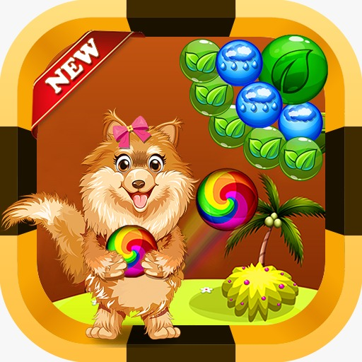 Doggy Bubble - Free Bubble Shooter Game