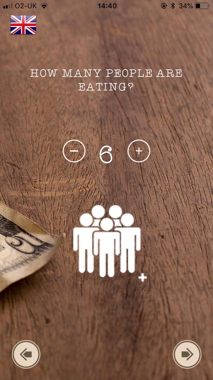 Gratitude Tipping