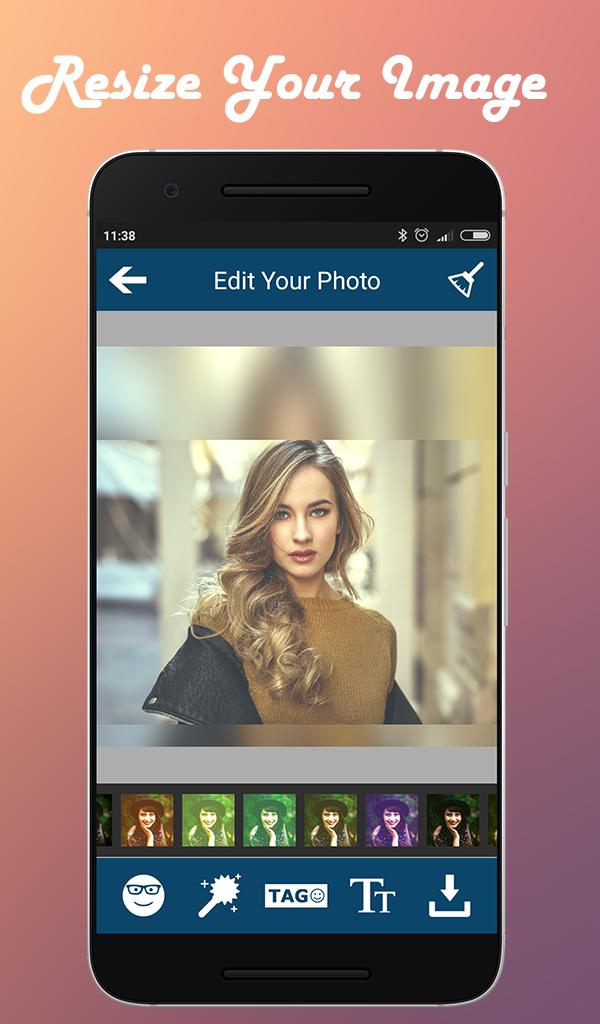 Imagica Photo Editor & Filters
