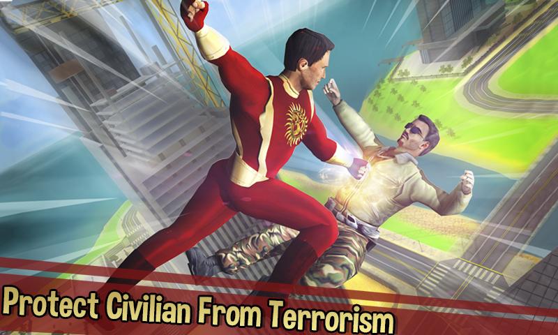 Indian Superhero: Mighty Ranger