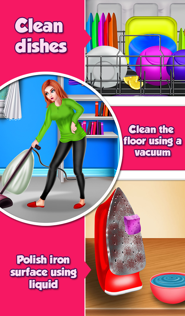 Magic Women House Cleaning