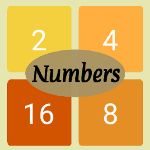 Numbers - interesting puzzle game