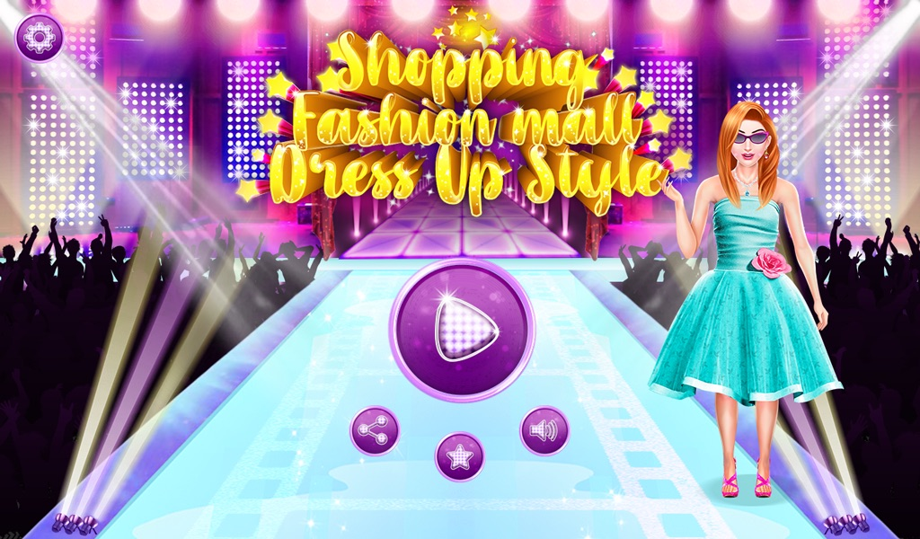 Shopping Fashion Lifestyle : Mall Girl