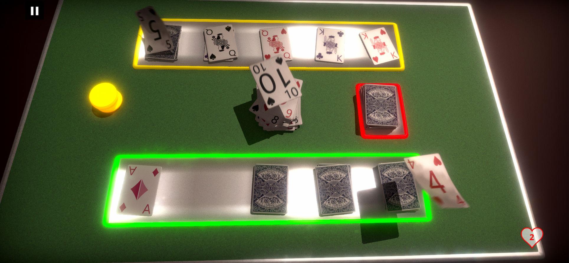 Speedy Card Game 3D / AR