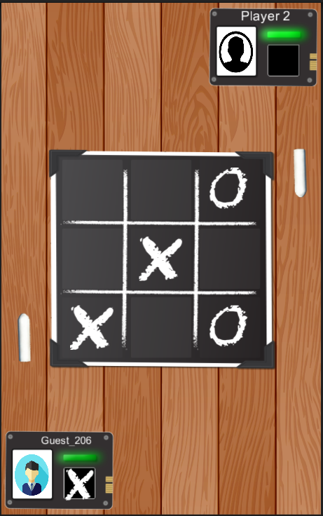 Tic Tac Toe Multiplayer 2019