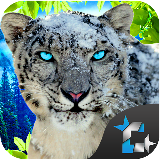 Ultimate Snow Leopard Family Jungle Survival