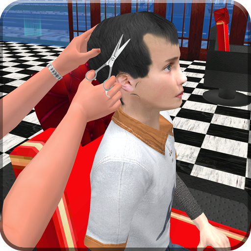 Virtual Barber The Hair Cutting Shop Game