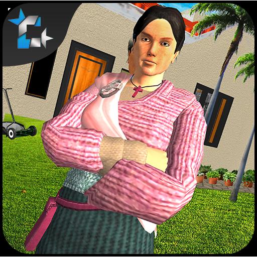 Virtual Granny Family Simulator
