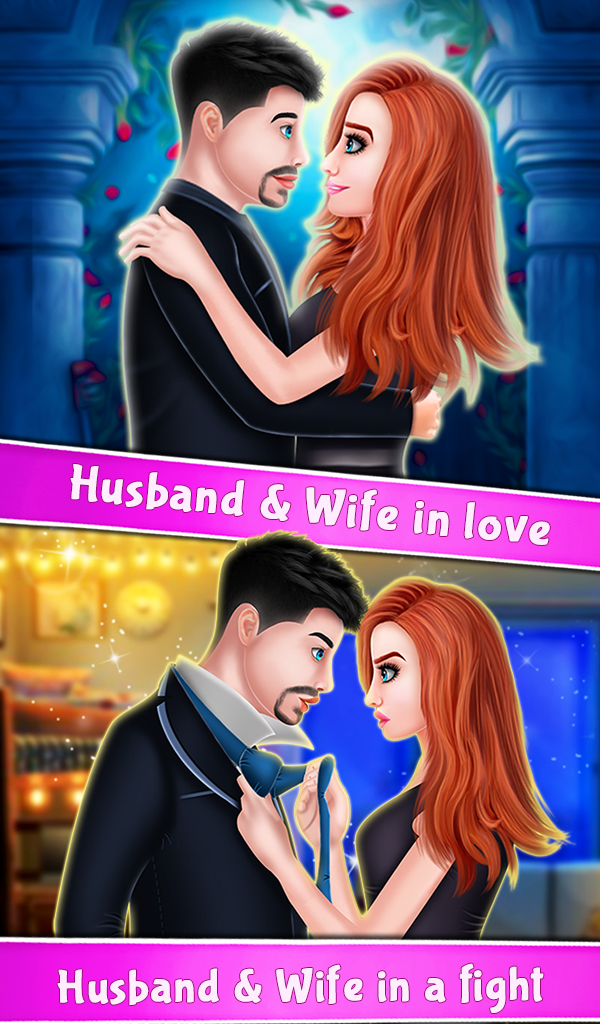 Wife Fall In Love With Husband:Marriage Life Story