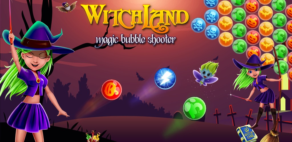 Witchland - Magic Bubble Shooter
