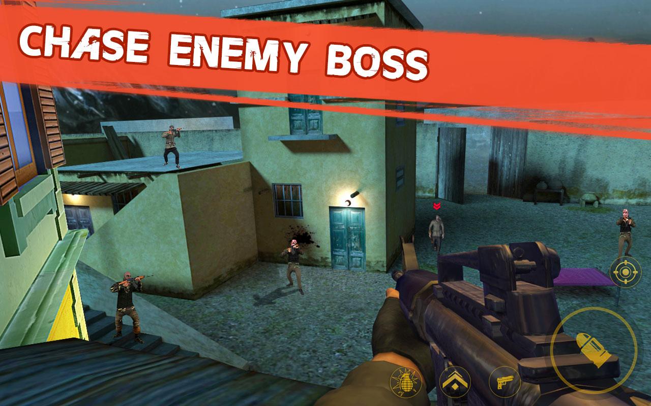 Yalghaar: Military War FPS Shooting Game