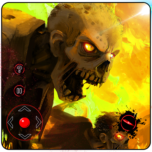 Zombie Dead Target Shooter: The FPS Killer