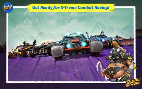 Clash for Speed – Xtreme Combat Racing