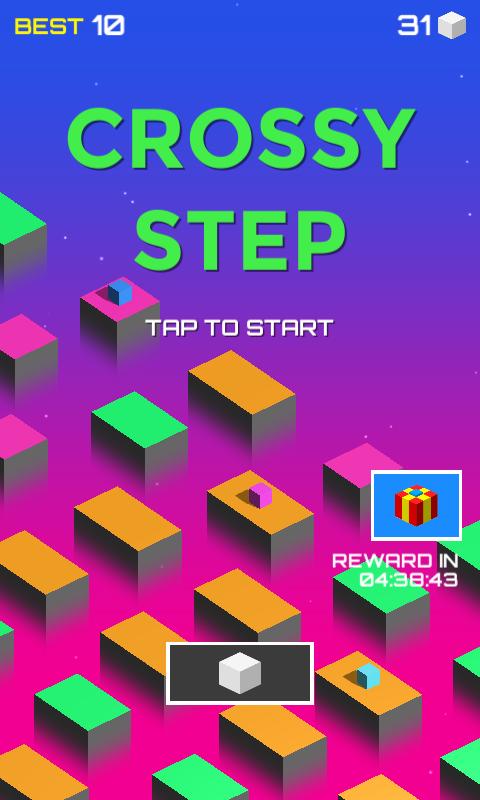 Crossy Step