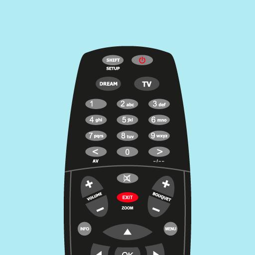 Dreambox Remote Control