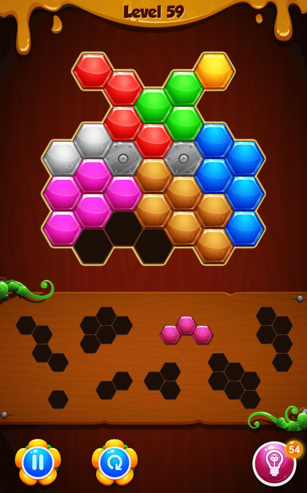Hexaty Puzzle