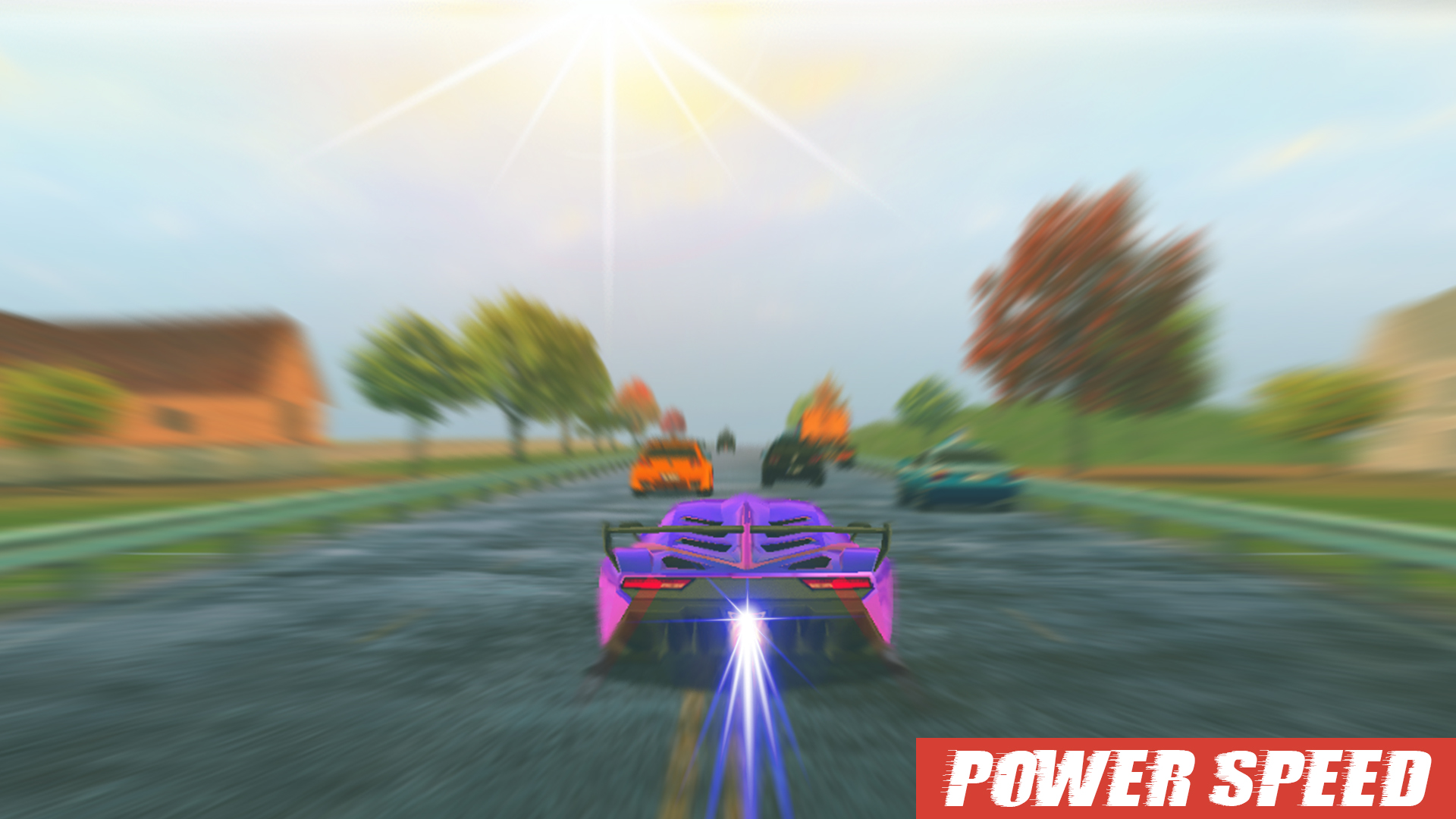Speed Car Driving 3D