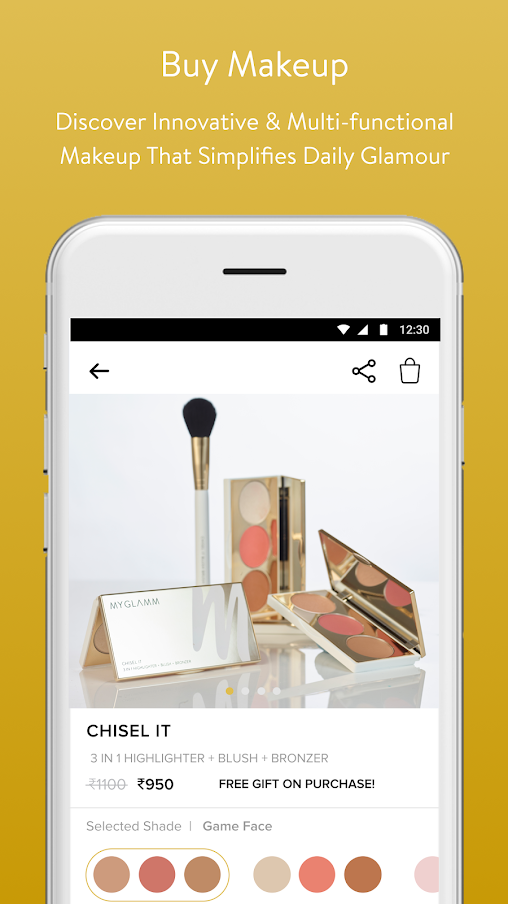 MyGlamm - Buy Makeup Products