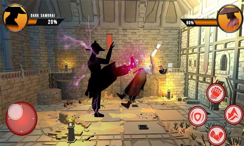 Ninja Assassin Warrior: Stickman Shadow Fighter