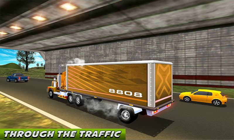 Offroad Driving Heavy Truck Simulator
