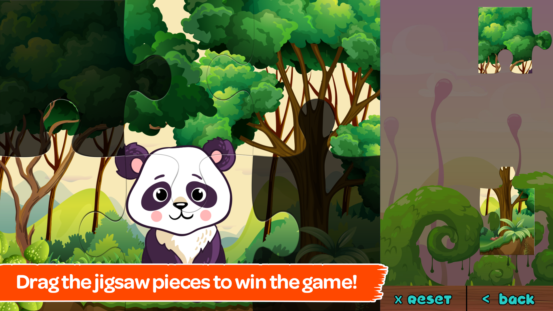 Puzzle Park - Free Jigsaw Puzzle Game