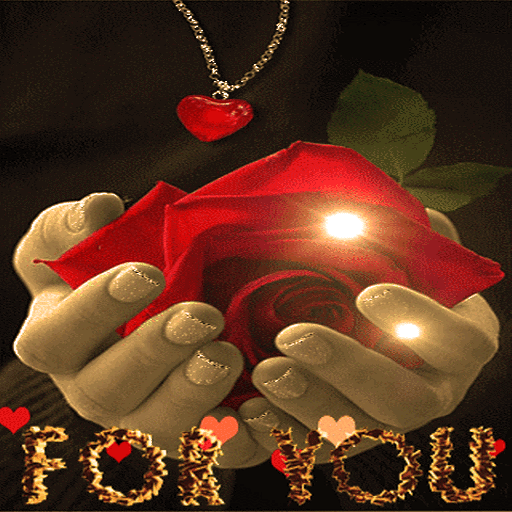 Red Locket Rose LWP