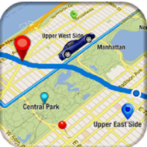 Route Finder Griving App