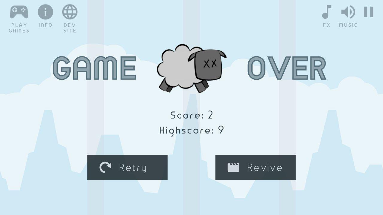 Soaring Sheep