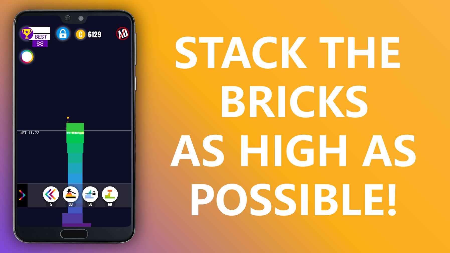 Stack Bricks