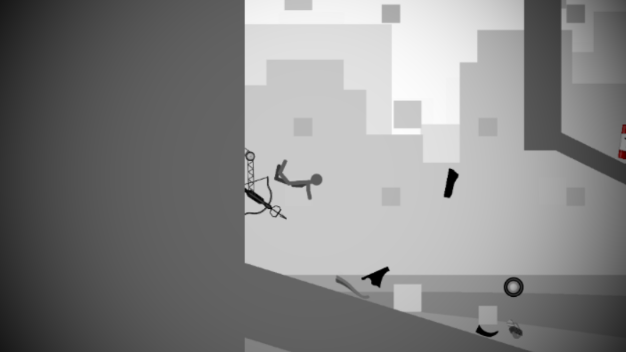 Stickman Dismount New Fight