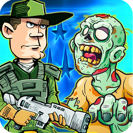 Stupid Zombies Tsunami Vs SWAT