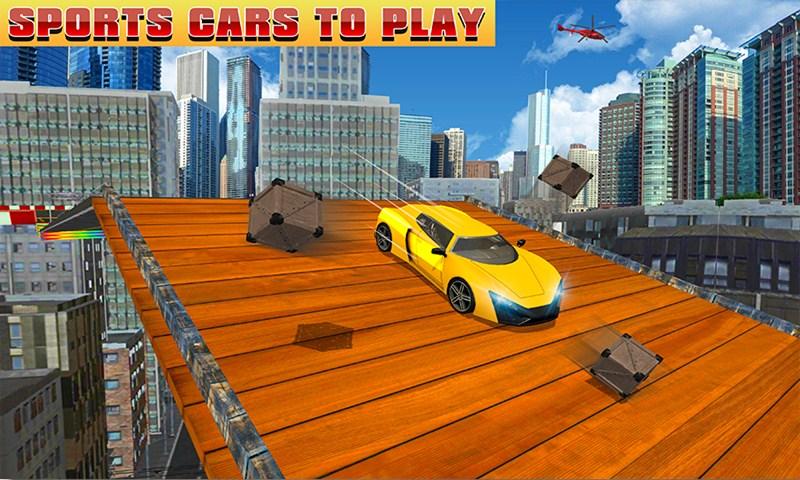 Ultimate Mega Car Driving Stunts Ramps