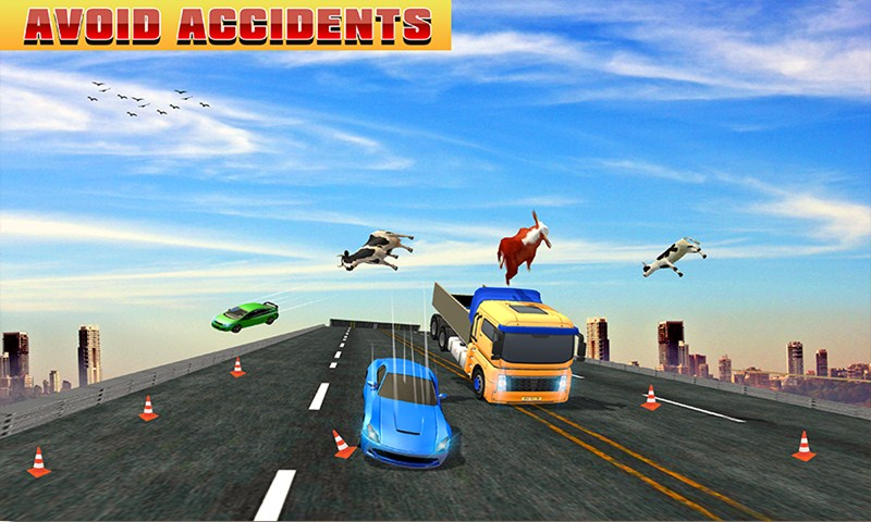 Ultimate Mega Car Driving Stunts Ramps