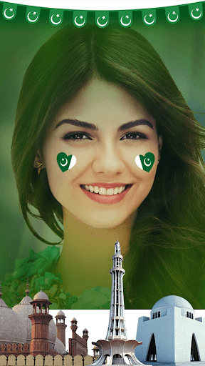 14 August Independence Day Photo Editor