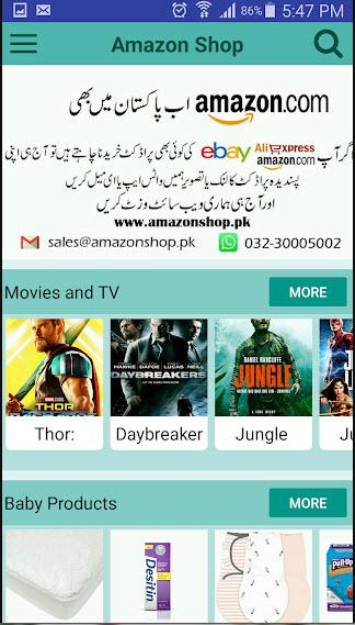 Amazonshop.pk
