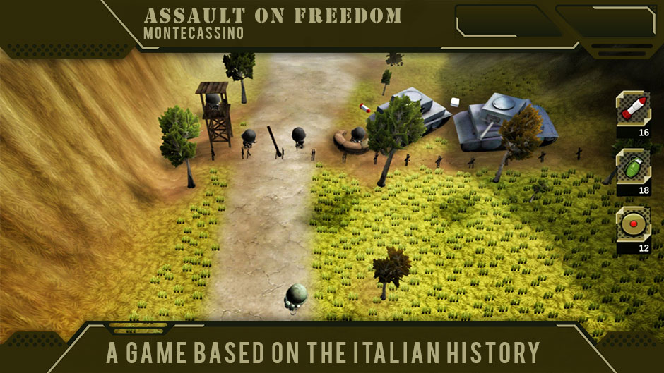 Assault on Freedom