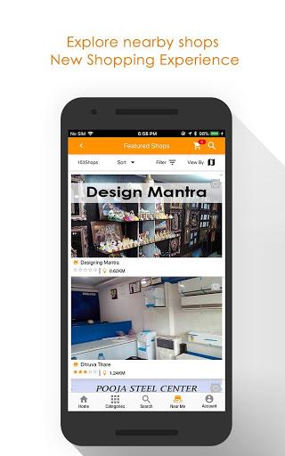bhimart - Local Online Shopping App