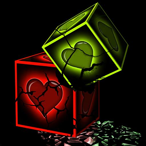 Cube Press Rollercoaster