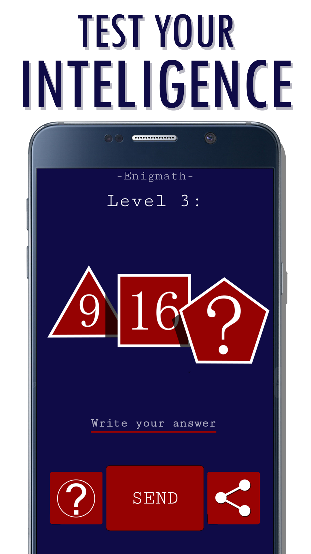 Enigmath: Puzzles and Riddles
