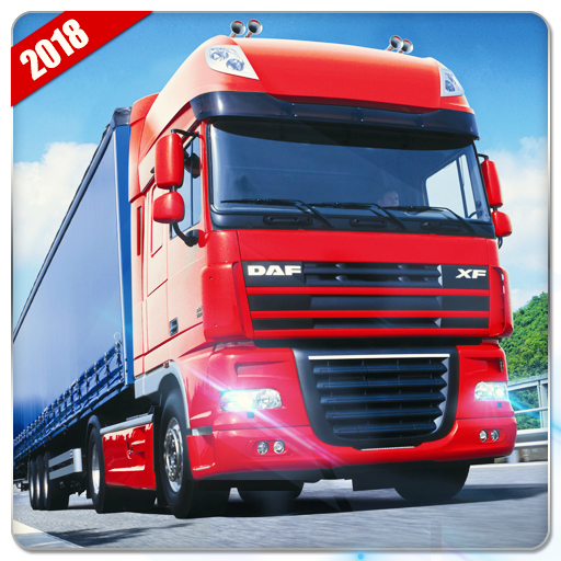 Euro Truck Cargo Transport Game : Heavy Truck Sim