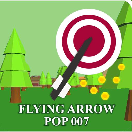 Flying Archery