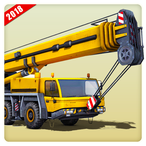 Heavy Crane Simulator Game 2018 – CONSTRUCTION SIM