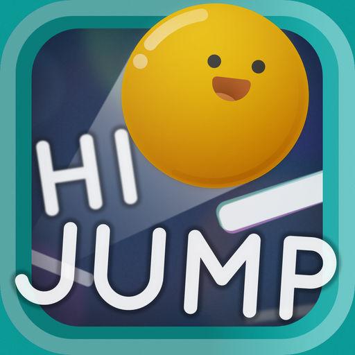 HI JUMP - Hop To Sky Forever