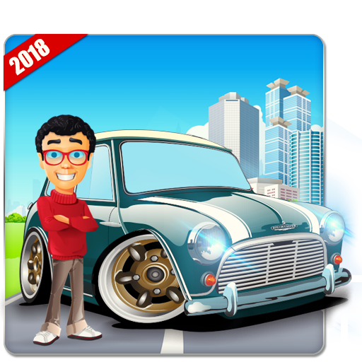 High Speed 2D Car Racing