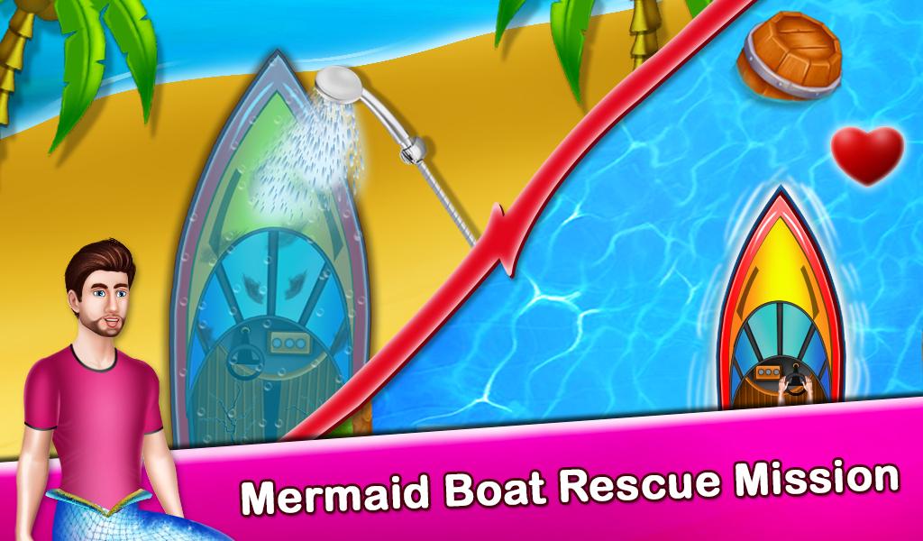 Mermaid Rescue 4: Rescue Mermaid's Brother