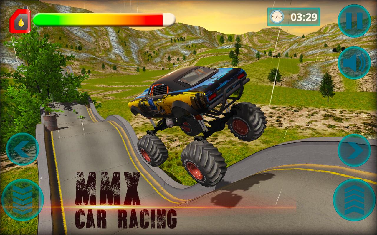 MMX Offroad Car Driving Simulator