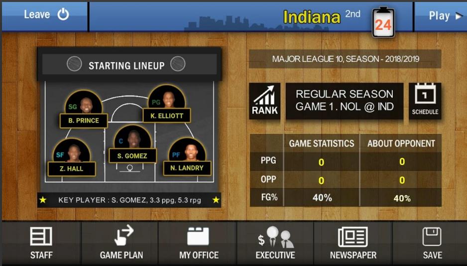 New Basketball Coach 3
